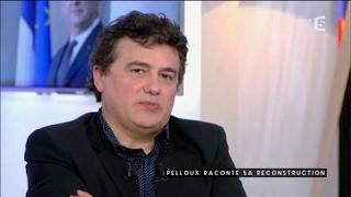 Pelloux raconte sa reconstruction - C à vous - 03/04/2017