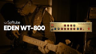 Eden WT–800 Bass Amp – Softube