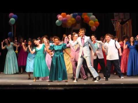 "Walkersville High School presents ""Footloose"" April 2014"