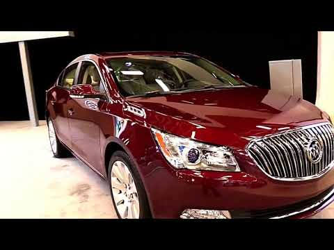 2018 Buick Lacrosse TI AWD Pro Design Special Limited First Impression Lookaround