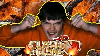 WHAAA Clash of clans!!!!!!Vurige Clan wwar Divicie!!! Clash of clans#15