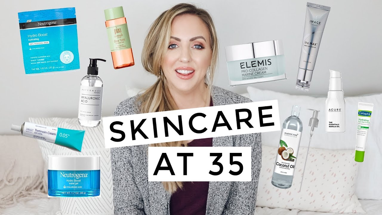 I M 35 And This Is My Skincare Routine Skincare For 30s