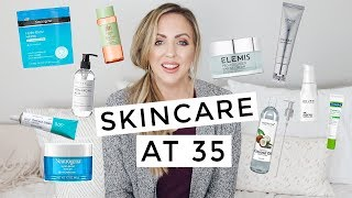 My Current Skincare Routine at 35 - Anti-Aging Skincare for 30s