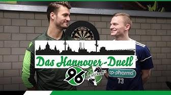 Das Hannover-Duell | Episode 2 | Henne & Timo darten um die Wette