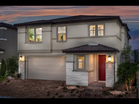 KB Home Summerlin, Nevada. 2620 Caledonia Collection 1