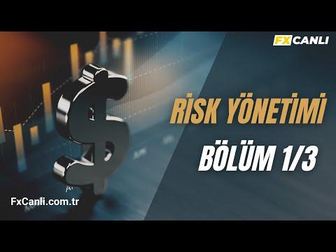 FxCanlı Premium 31 - Risk Yönetimi