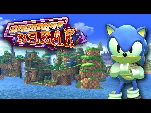 Off Camera Secrets | Sonic Generations - Boundary Break