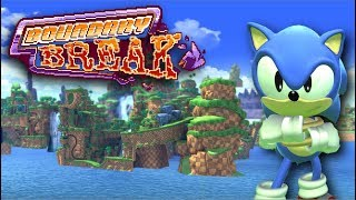 Off Camera Secrets | Sonic Generations - Boundary Break