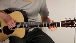 John Lennon - Imagine (Acoustic solo guitar)