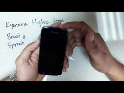 Kyocera Hydro Icon Hard Reset Instructions Smart Phone