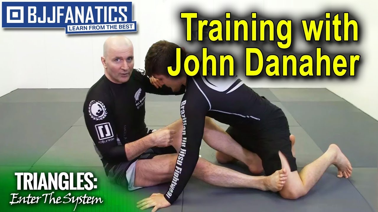 Trailer Of The Triangles Enter The System by John Danaher