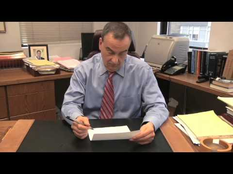 New York Personal Injury Attorney, James Napoli Lawyer - New York City Accident Attorney