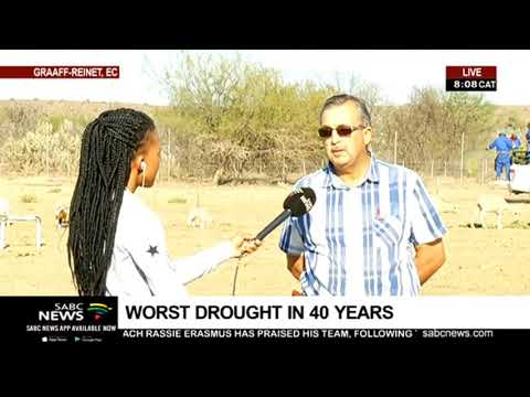 Focus on Drought | Worst drought hits Eastern Cape in 40 years