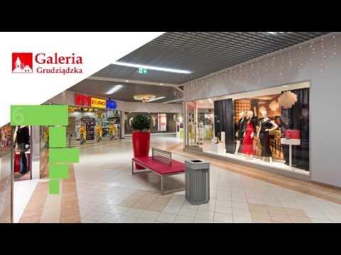Carrefour Polska - Poznaj nasze centra handlowe: Galeria Grudziądzka w Grudziądzu