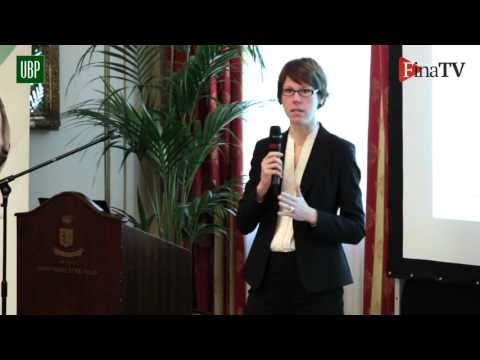 UBP conferenza a Milano di Christel Rendu de Lint (Parte 1)