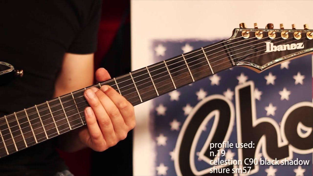 kemper profiles mesa boogie express 5 50 metal rythm demo