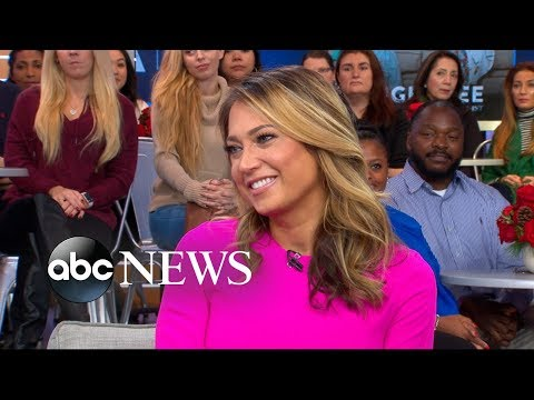Download Youtube: Ginger Zee opens up about her struggle with depression in new memoir