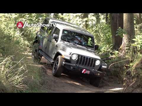 Jeep Wrangler Night Eagle Mild Hybrid Youtube