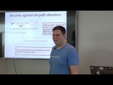 Bitcoin Network Partitioning U0026 Network-level Privacy Attacks With Ethan Heilman