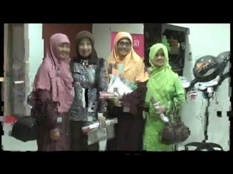 d'Mutia Spa & Salon Muslimah cabang Batam .avi