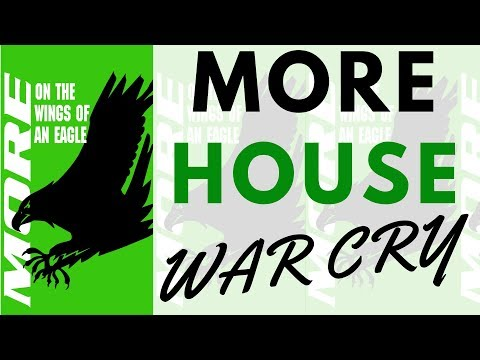 The Cathedral School - More House War Cry