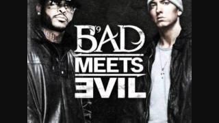 Eminem & Royce Da 5'9 Feat. Bruno Mars - Lighters (Bad Meets Evil)