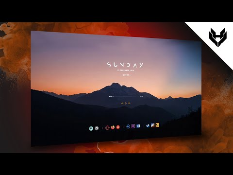 Make Windows Look Better | Elegant Clean Look 2020 | Easy Windows 10 Customization