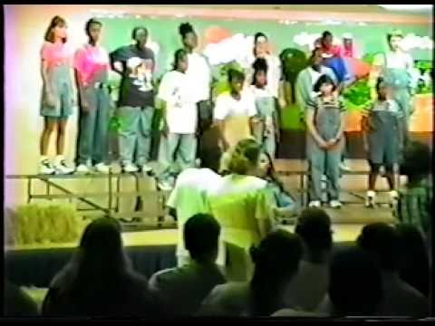 West Hoke Middle School Chorus 1997