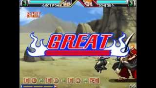 Bleach Blade Of Fate - Challenge Mode - Soi Fon