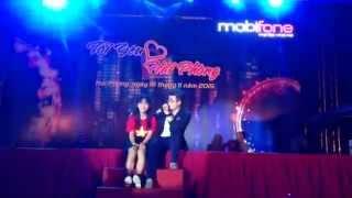 LIVE Bài ca tình yêu - Đinh Mạnh Ninh