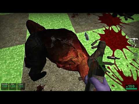 Left 4 Dead 2 - Plants Vs. Zombies (Mods)