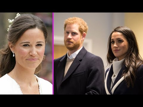 Pippa Middleton will not be invited in the royal wedding of Meghan Markle and Prince Harry...Why??