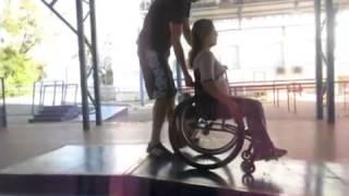 Техника езды на инвалидной коляске Thumbnail