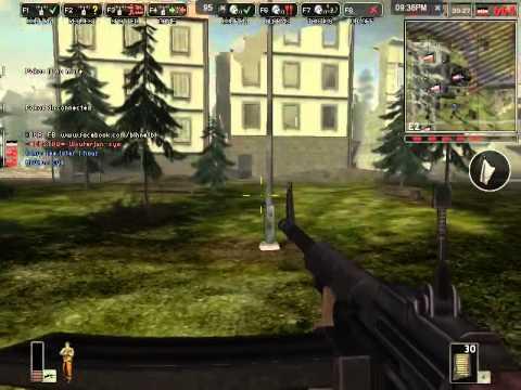 Battlefield 1942, Berlin - Omaha - Caen