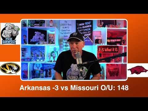 Arkansas vs Missouri 3/12/21 Free College Basketball Pick and Prediction CBB Betting Tips