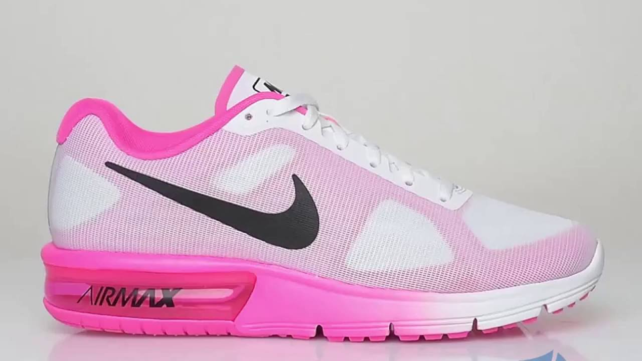 37ba2777189545 Nike Air Max Sequent Women - Sportizmo - YouTube