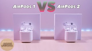 AirPods 1 vs AirPods 2 - What is the difference?