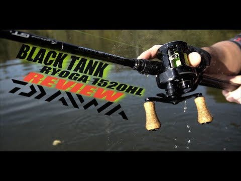 HECHT LIVEBISS & Daiwa Ryoga 1520HL Review !!
