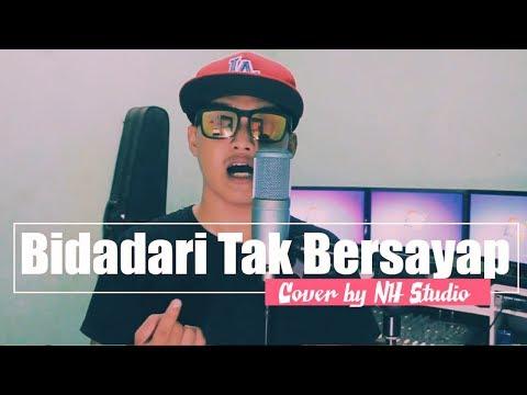 Anji Cover- Bidadari Tak Bersayap By NH Studio