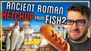 Homemade Ketchup from Fish Guts (Garum) w @TastingHistory