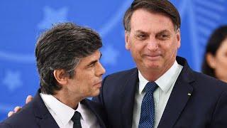 Au Brésil, Jair Bolsonaro nomme un nouveau ministre de la santé
