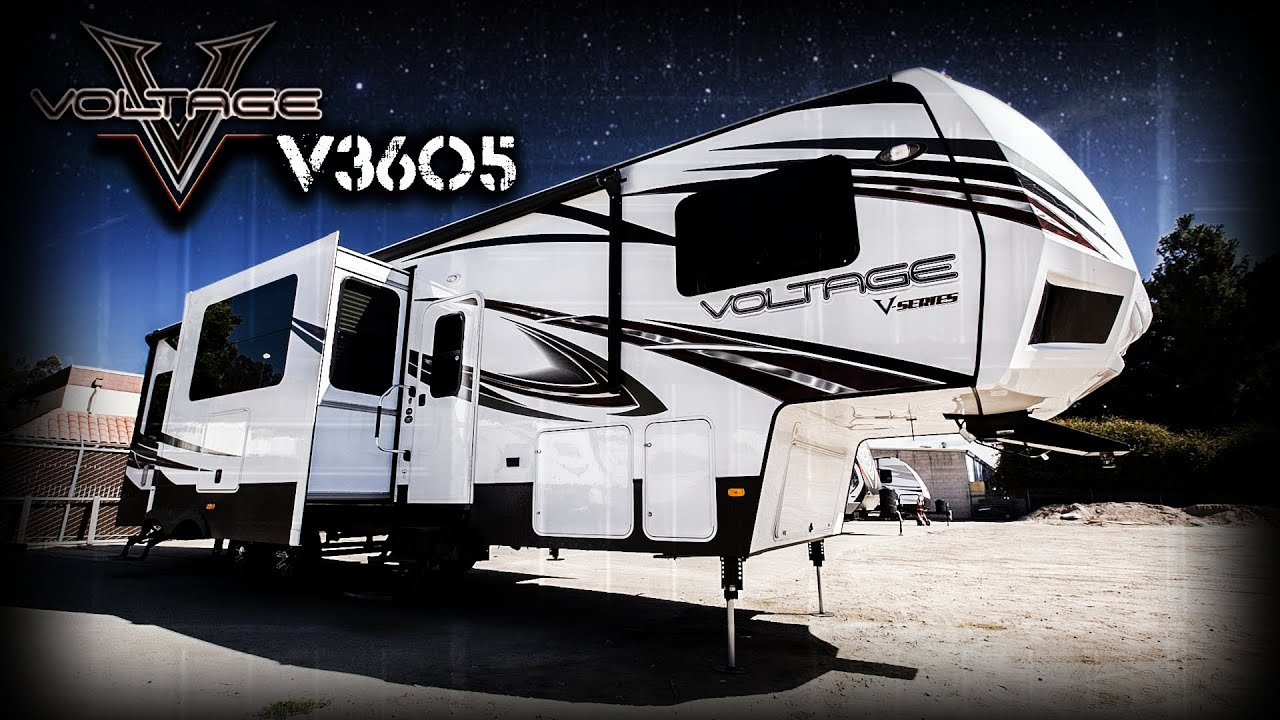 2015 Dutchmen Rv Voltage V3605 V Series Stock   5103