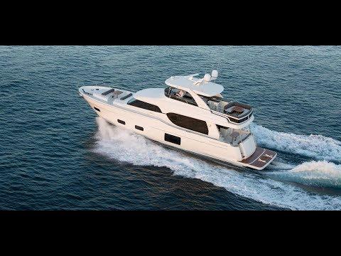 2020 Ocean Alexander 70E For Sale At MarineMax Presented By Scott Roberton
