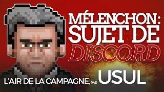 Mélenchon, sujet de Discord, par Usul