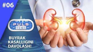 Puls 1141 6-son Buyrak kasalligini davolash! (15.07.2019)