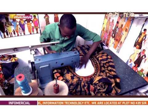 Fashionista: African Fasion.
