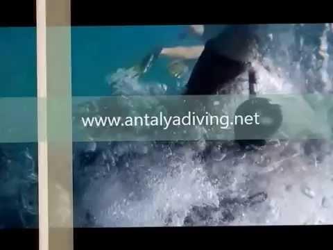 Diving Antalya Turkey