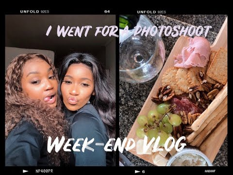 Spend The Weekend With A Zimbabwean Teenager  | Vlog
