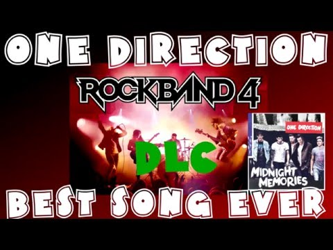 one direction best song ever rock band 4 dlc expert full band march 8th 2016 youtube. Black Bedroom Furniture Sets. Home Design Ideas