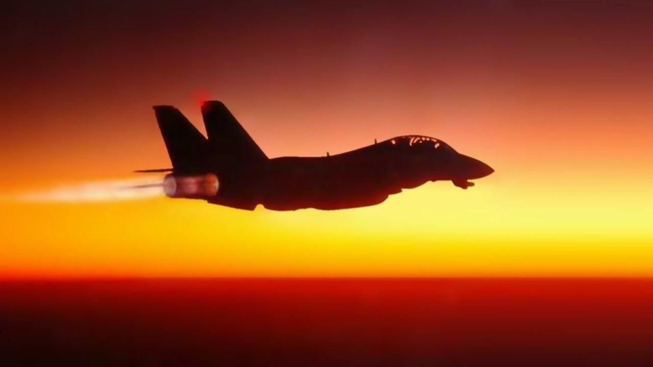 Grumman F-14 Tomcat - YouTube